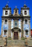 Igreja de Santo Ildefonso Stock Images