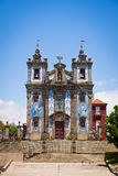 Church of Saint Ildefonso in Porto, Portugal Royalty Free Stock Photography