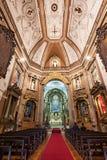 Church of Saint Ildefonso Royalty Free Stock Photo