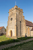 The Church of Saint James the Great Longburton Tower Royalty Free Stock Images