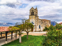 Church of Saint James the greater. royalty free stock photography