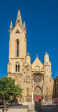Church Saint Jean de Malte of Aix-en-Provence Royalty Free Stock Image