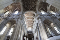 Church Saint John the Baptist at Beguinage, Brussels, Belgium Stock Photography
