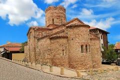 Church of Saint John the Baptist. Nesebar, Bulgary Stock Image