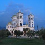 Church of Saint John. In city Bar, Montenegro Stock Photos