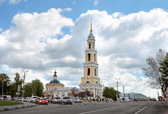 Church of Saint John the Divine in Kolomna Royalty Free Stock Images