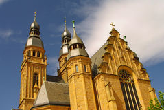 Church of Saint Joseph in Speyer Stock Photos