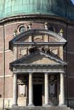 Church of Saint Joseph of Waterloo, Walloon Brabant, Wallonia, Belgium. Royalty Free Stock Images