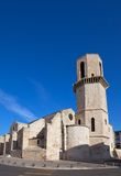 Church of Saint Laurent (XVII c.). Marseilles, France Royalty Free Stock Images