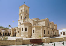 Ayious Lazarus Church, Larnaca, Cyprus Stock Photo