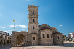Church of Saint Lazarus Larnaca Cyprus Royalty Free Stock Image