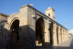 Church of Saint Lazarus in Larnaca,Cyprus,famous landmark Royalty Free Stock Photos