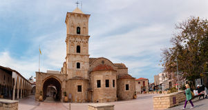 Church of Saint Lazarus in Larnaca, Cyprus royalty free stock images