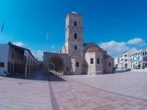 Church of Saint Lazarus in Larnaca Cyprus royalty free stock photos