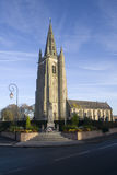 The Church of Saint Leger, Socx, northern France Royalty Free Stock Image