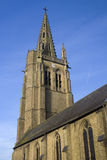 The Church of Saint Leger, Socx, northern France Stock Photography