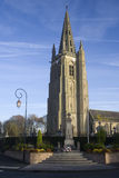 The Church of Saint Leger, Socx, northern France Royalty Free Stock Photography