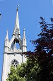 Church of Saint Margaret Pattens in London Stock Photos