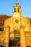Church of Saint Maria in Tivat Montenegro Stock Images