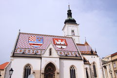 Church of Saint Mark Royalty Free Stock Photography
