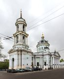 Church of Saint Martin the Confessor Stock Photography