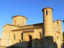 Church of Saint Martin, Frómista (Spain) Stock Photos