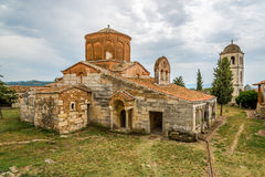 Church of Saint Mary in Apollonia. Stock Photo