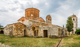 Church of Saint Mary in Apollonia. Stock Image