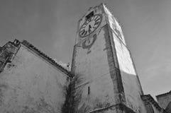 Church of Saint Mary in Tavira Stock Images