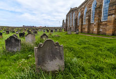 Church of Saint Mary, Whitby Royalty Free Stock Photography