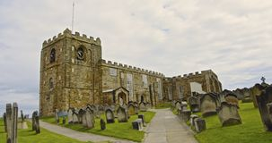 Church of Saint Mary, Whitby Royalty Free Stock Images