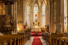 The Church of Saint Michael Royalty Free Stock Images