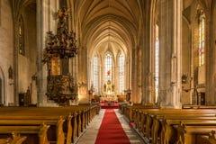 The Church of Saint Michael Royalty Free Stock Photos