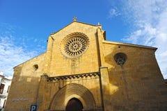 Church of Saint Michael, Cordoba, Andalusia, Spain Stock Image