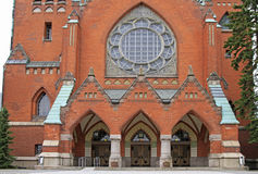 Church of Saint Michael in Turku Royalty Free Stock Photo
