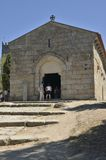 Church of Saint Miguel do Castelo Stock Photography