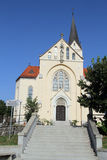 Church Saint Nicholas Royalty Free Stock Photography