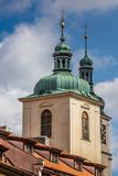 The Church of Saint Nicholas also called St Nicholas Cathedral Stock Photos