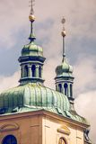 The Church of Saint Nicholas also called St Nicholas Cathedral Stock Photography