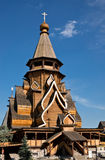 Church of Saint Nicholas in Izmaylovo, Moscow Stock Photography