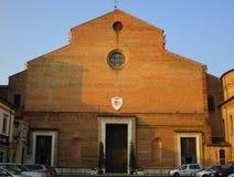 Church of Saint Nicholas Stock Images