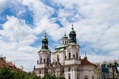 Church of Saint Nicholas Royalty Free Stock Photography