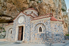 Church of Saint Nicholas the Wonderworker in Crete Stock Images