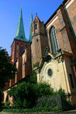 Church of Saint Nikolai in Berlin Stock Image