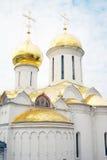 Church of Saint Nikon in Trinity Sergius Lavra Royalty Free Stock Photo