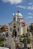 Church of saint Paraschiva in Brasov Stock Images