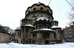 Church of Saint Paraskeva in Sofia Stock Photo