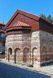 Church of Saint Paraskevi in  Nesebar, Bulgaria Royalty Free Stock Photo