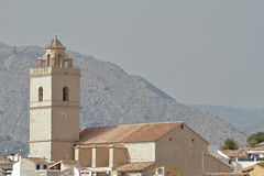 Church of saint peter apostle Stock Photos