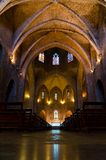Church of Saint Peter, Figueres Royalty Free Stock Photography